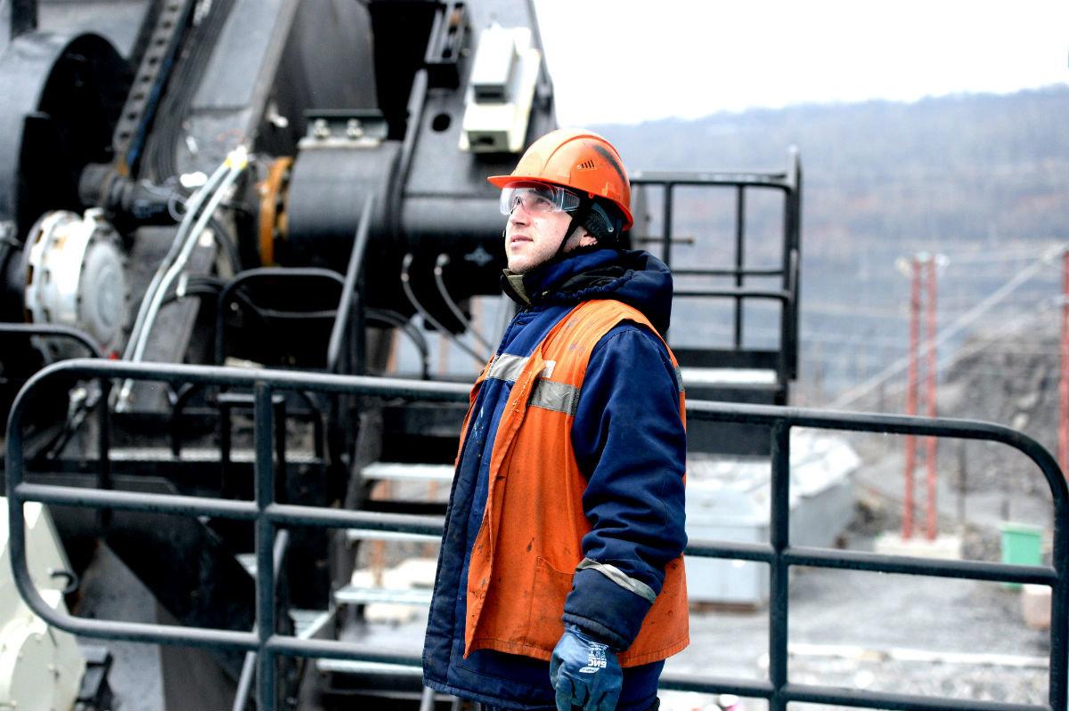 В карьере Лебединского ГОКа будет работать самый большой экскаватор комбината, фото-2