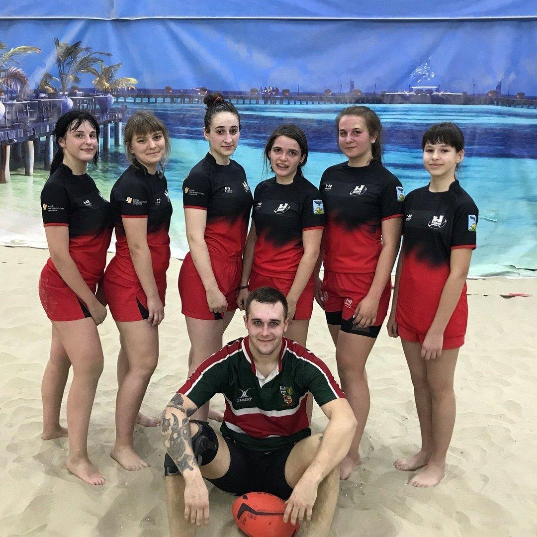 В Белгороде появилась женская команда по регби, фото-1