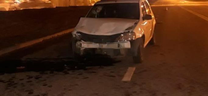 Под Белгородом пьяный водитель иномарки устроил ДТП, фото-2