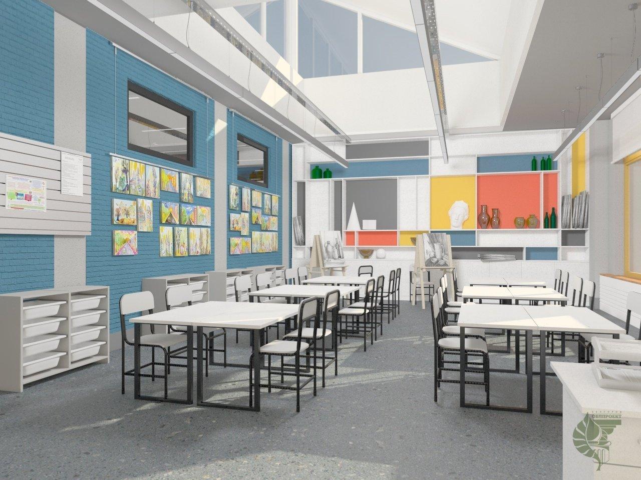 В Белгородском районе построят ещё одну школу, фото-2