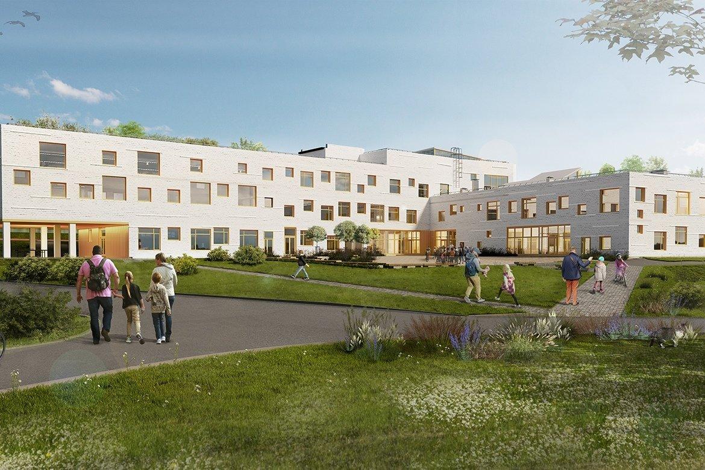 В Белгородском районе построят ещё одну школу, фото-1