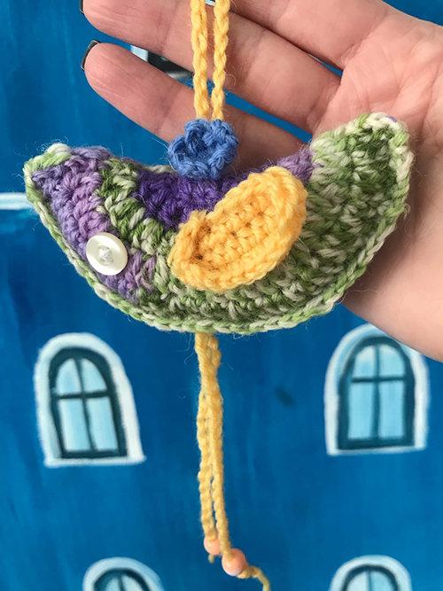 Белгородцам предлагают приобрести «птичку счастья» для помощи детям, фото-2