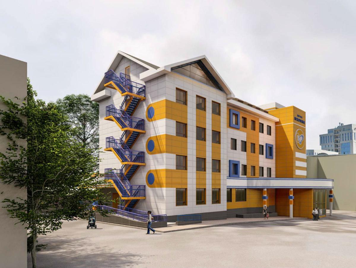 В Белгороде откроется детская поликлиника «Поколение», фото-1