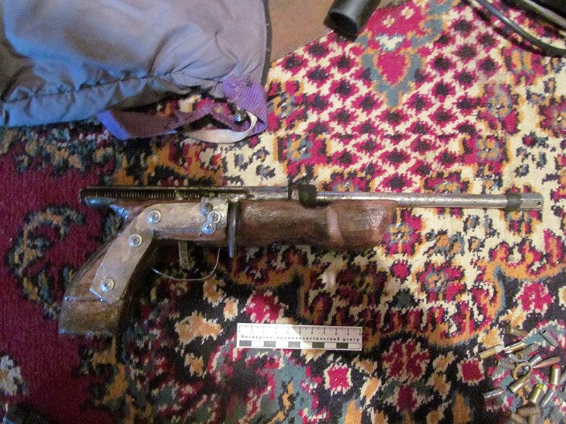 В Белгородской области задержали подпольного изготовителя оружия, фото-1