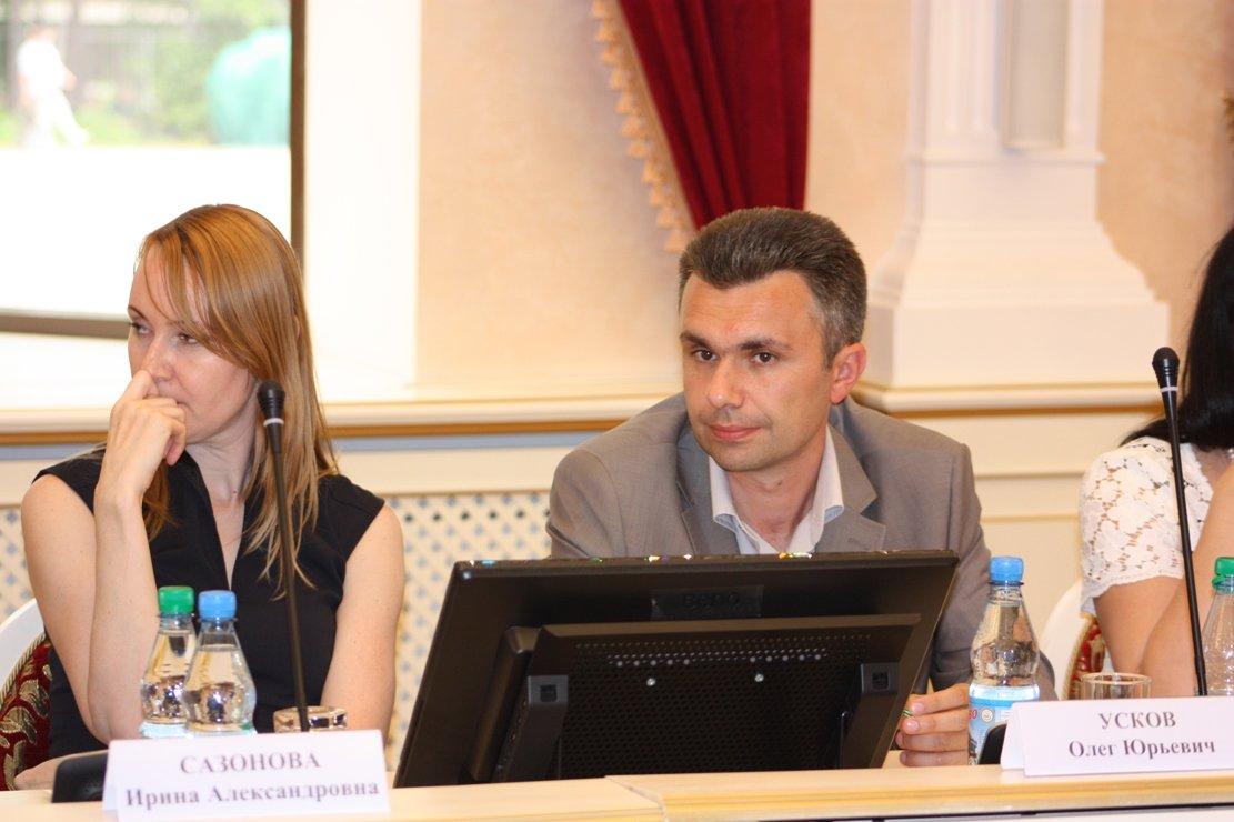 Новым председателем Белгородского областного суда стал Олег Усков, фото-1