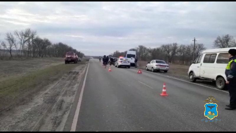 Утреннее ДТП под Белгородом унесло жизни двух человек, фото-2