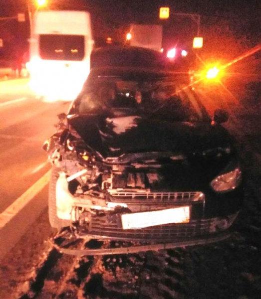 В Белгородском районе автобус столкнулся с легковушкой: пострадали двое детей, фото-1