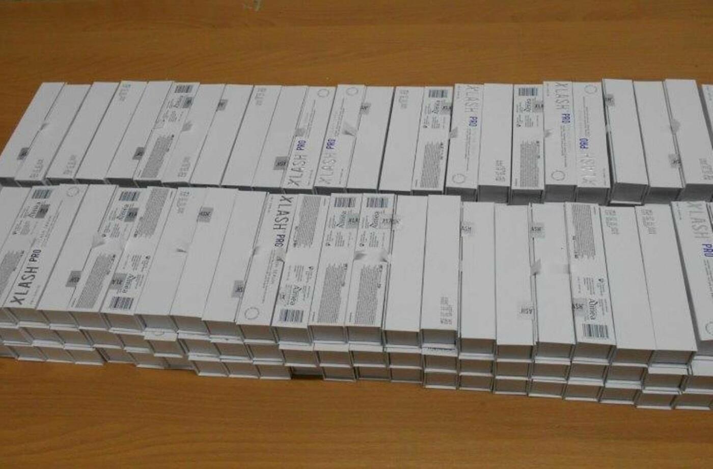 На границе под Белгородом задержали контрабандную сыворотку для роста ресниц, фото-2