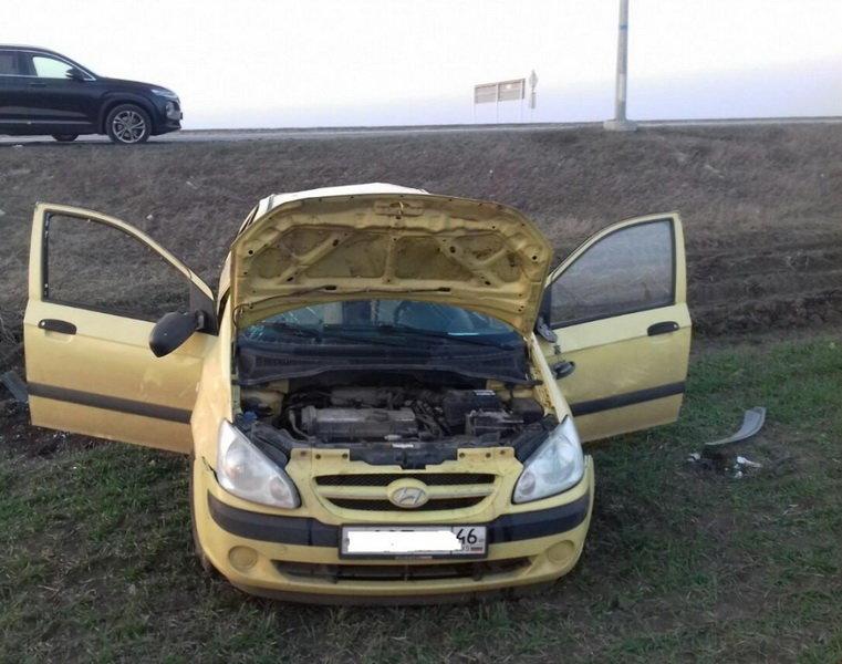 В Губкине перевернулся пьяный водитель «Опеля», фото-2
