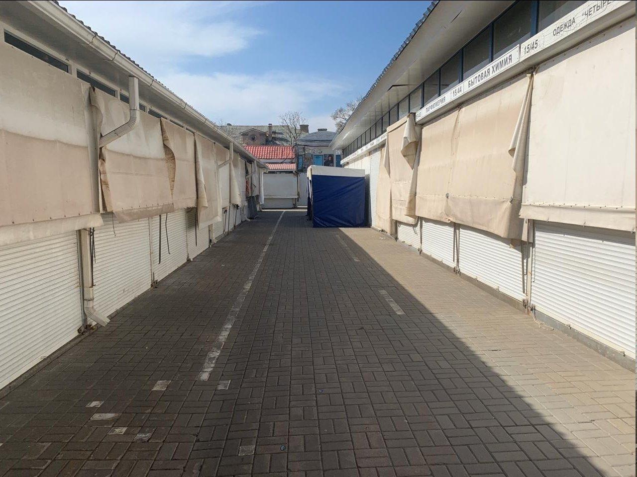 В Губкине торговые центры пока продолжают работать, фото-6