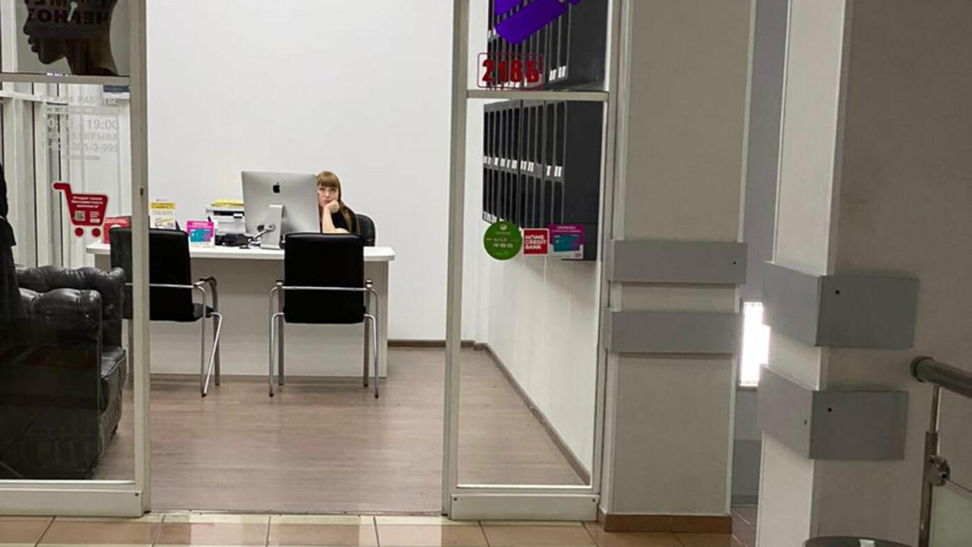 В Губкине торговые центры пока продолжают работать, фото-12