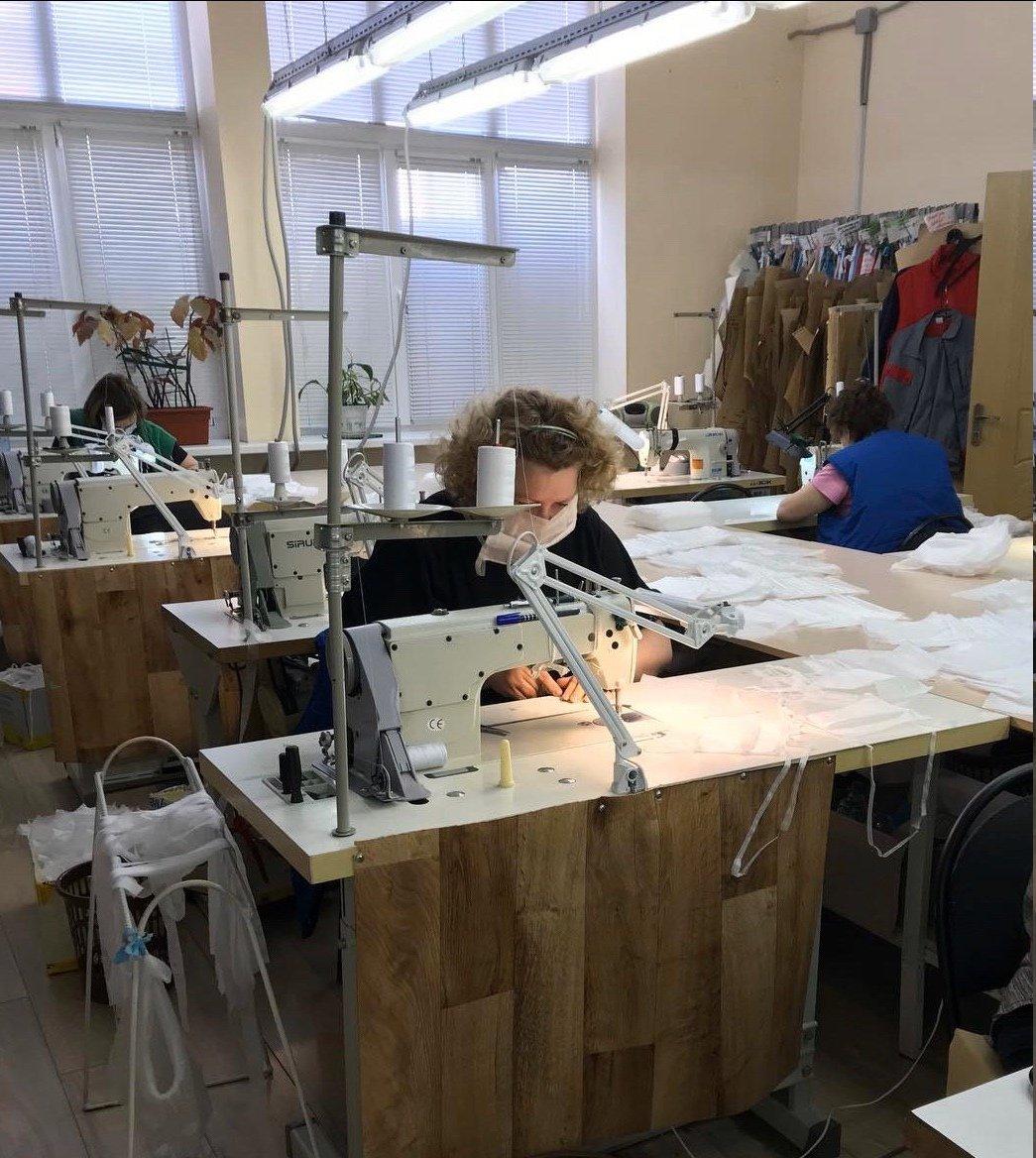 Мэр Белгорода сообщил горожанам о точках продажи защитных масок , фото-1