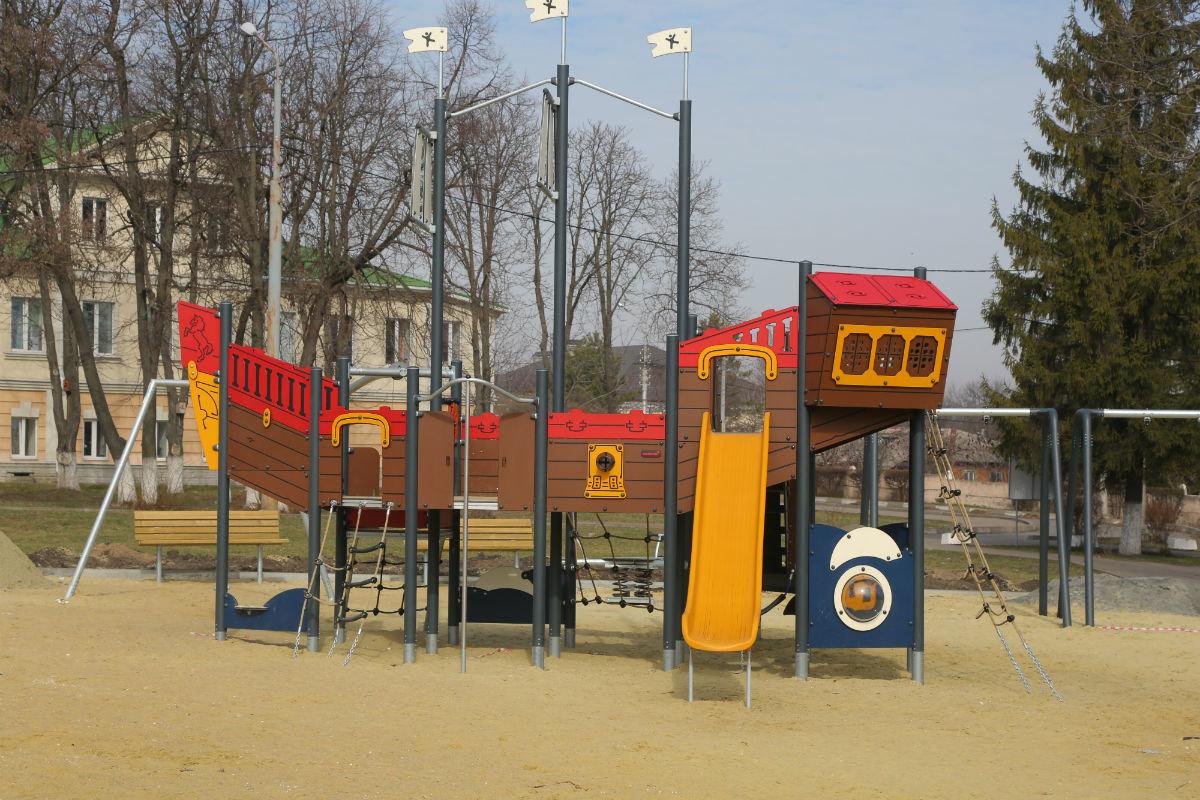 Городской парк Губкина благоустроят при поддержке «Металлоинвеста», фото-2