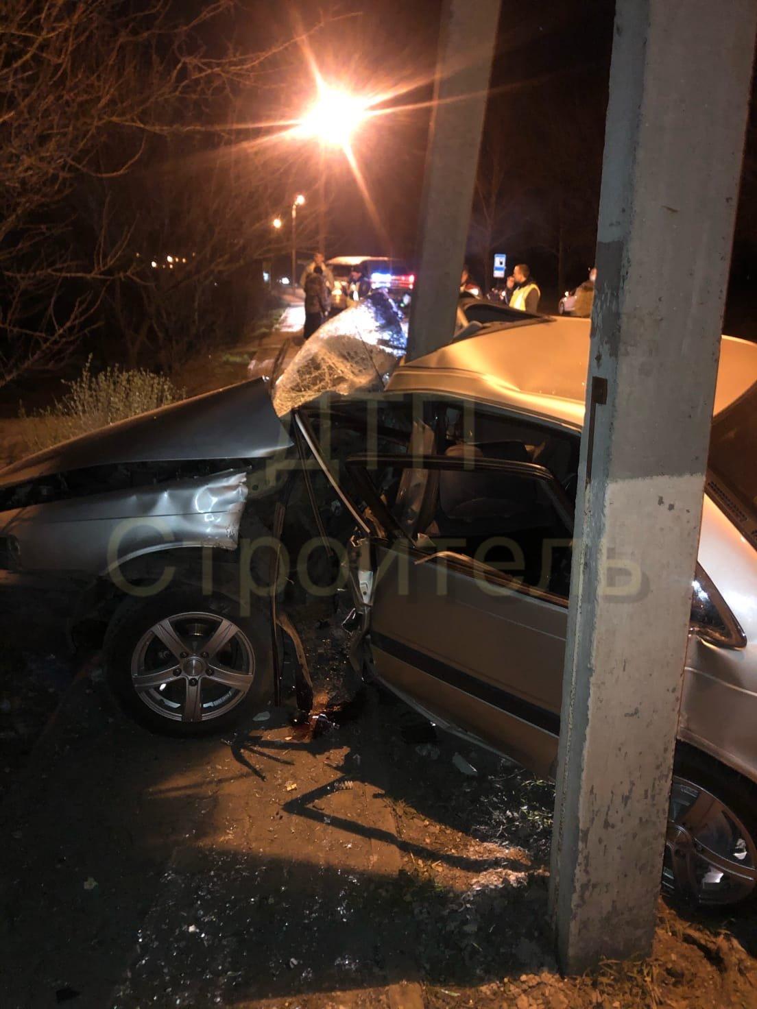 Под Белгородом в ДТП погиб водитель «Мазды», фото-1
