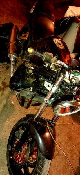 В Шебекине пьяный водитель «Лады» влетел в опору ЛЭП, фото-4