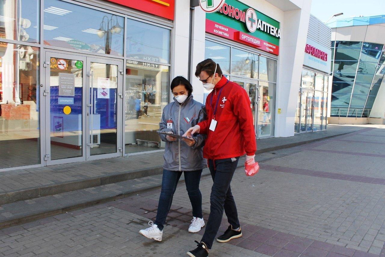В штаб волонтёров за помощью обратились 2,5 тысячи белгородцев, фото-2