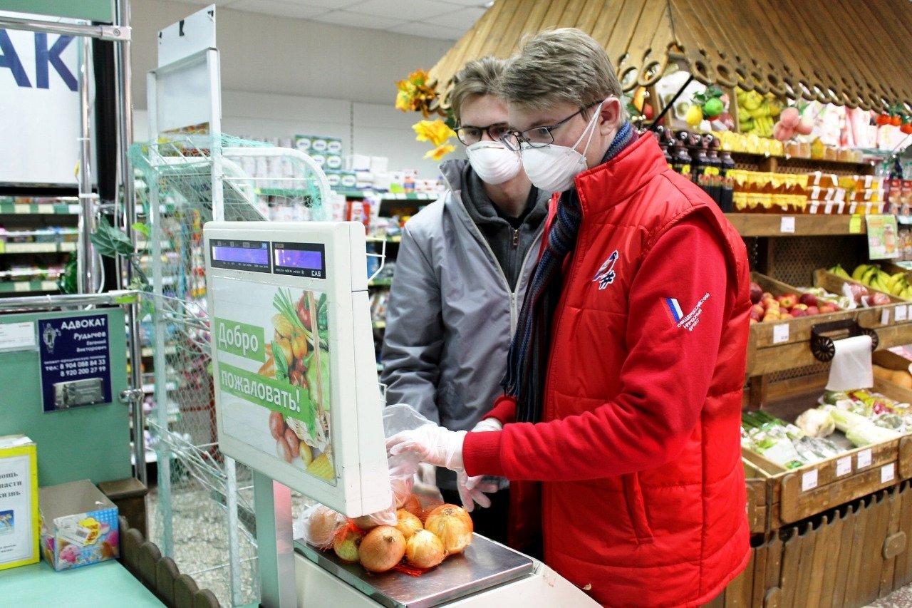В штаб волонтёров за помощью обратились 2,5 тысячи белгородцев, фото-1
