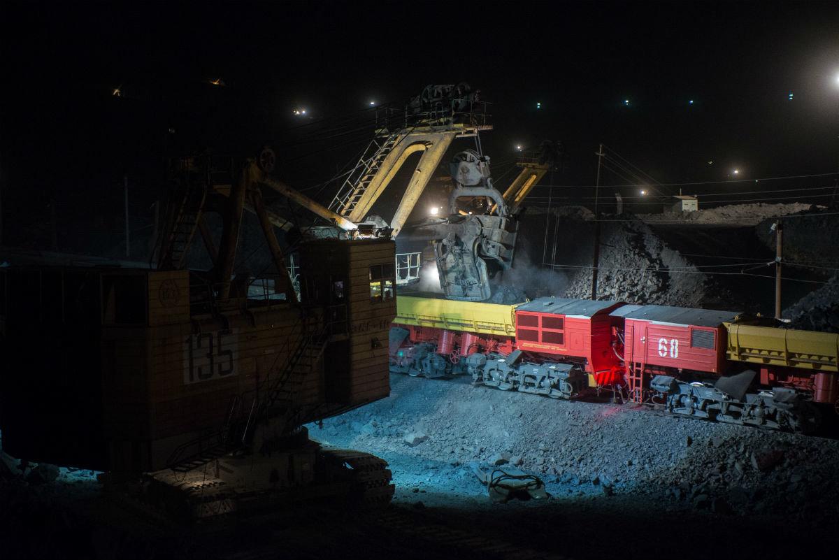 На Лебединском ГОКе установлен новый производственный рекорд, фото-1