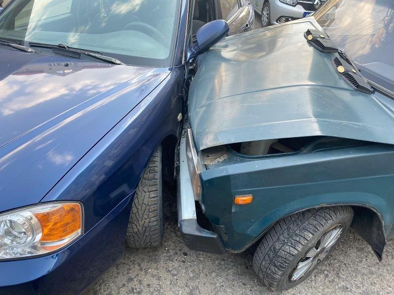 На белгородской трассе погиб водитель перевернувшейся «Шкоды», фото-2