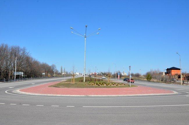 В Белгородской области позеленеют дорожные кольца, фото-9