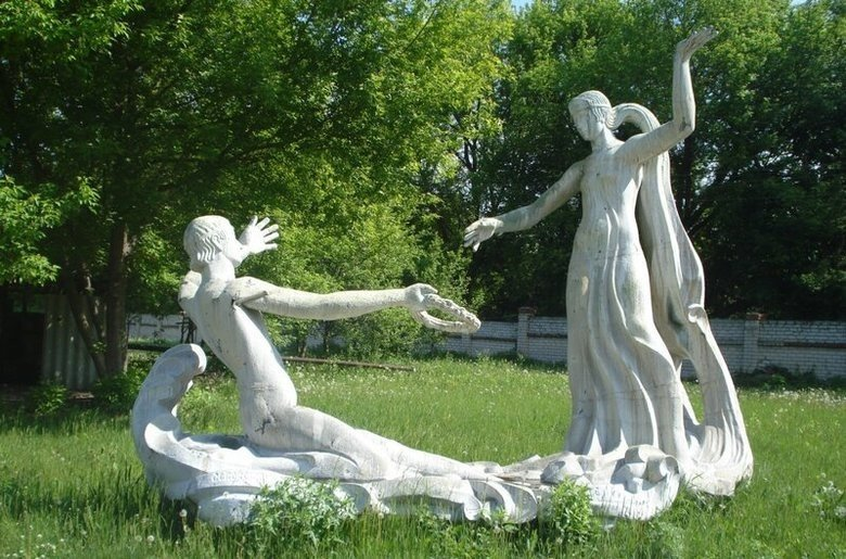 Памятник рекам в Белгороде восстановят за счёт внебюджета, фото-2