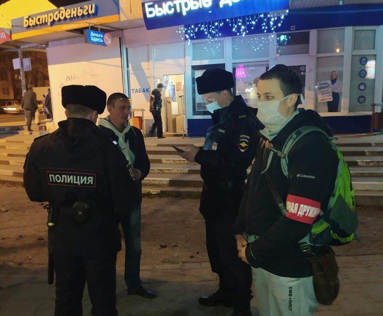 Белгородцам предлагают вступить в ряды народных дружинников, фото-1