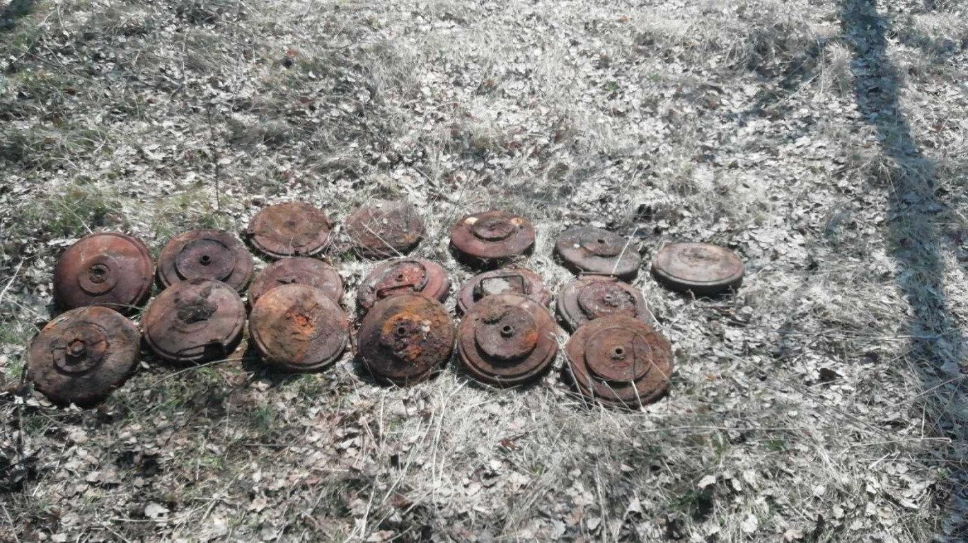 В Белгородской области за сутки ликвидировали 387 боеприпасов времён войны, фото-1