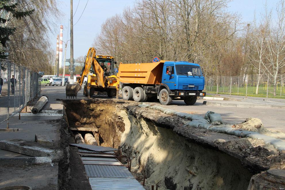 «Квадра» направит свыше восьми миллионов рублей на реконструкцию теплосети в центре Белгорода, фото-1
