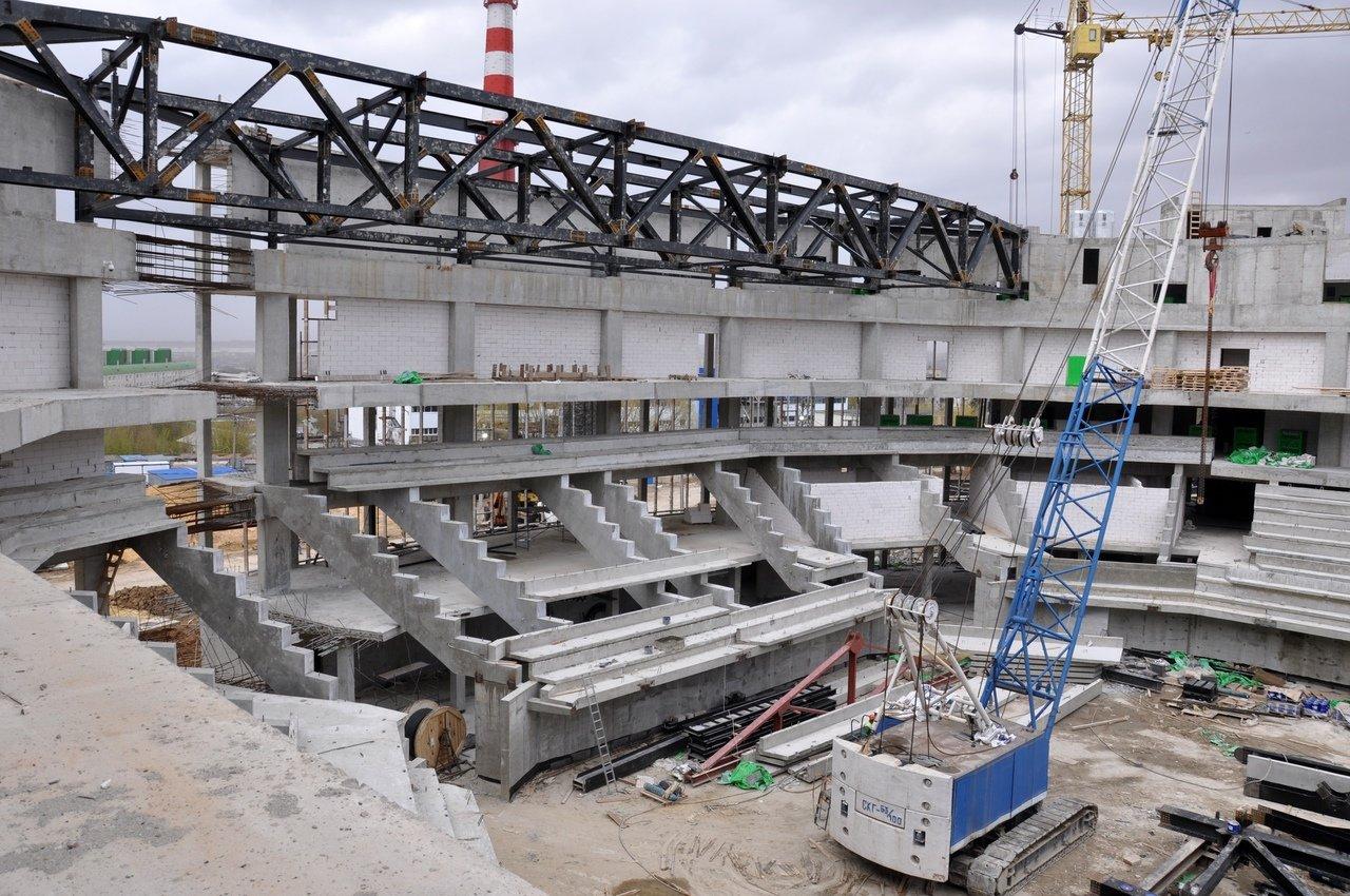Евгений Глаголев: Волейбольную арену мы построим в срок, фото-5