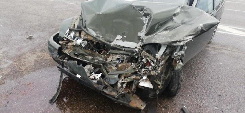 В Белгороде пострадала пассажирка резко затормозившего автобуса , фото-1
