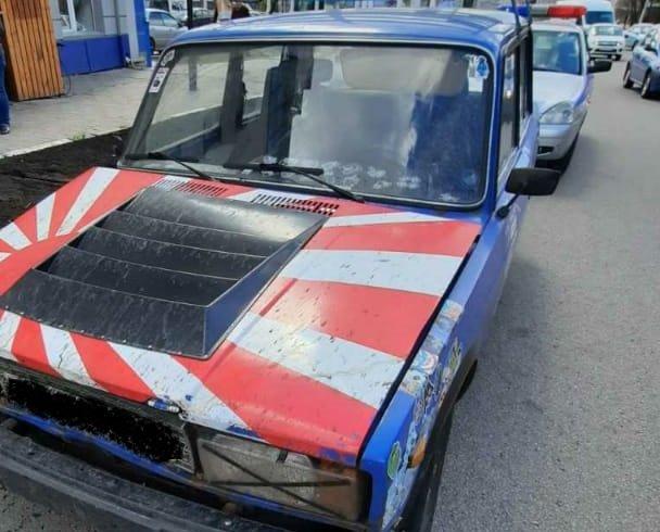 В Белгороде ГИБДД сняла с учёта два незаконно переделанных авто, фото-1