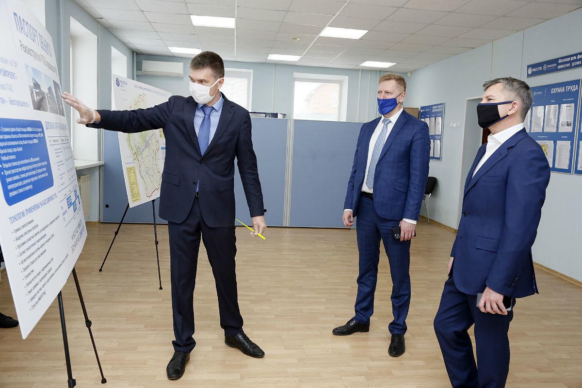 Глава «Россети Центр» проверил работу белгородских энергетиков , фото-1
