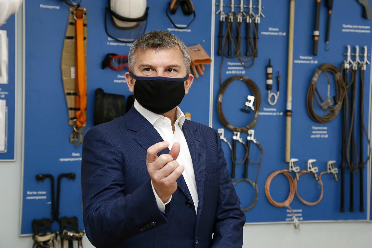 Глава «Россети Центр» проверил работу белгородских энергетиков , фото-2