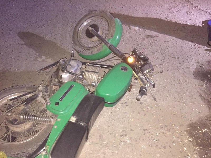 В Старом Осколе разбился мотоциклист, фото-1