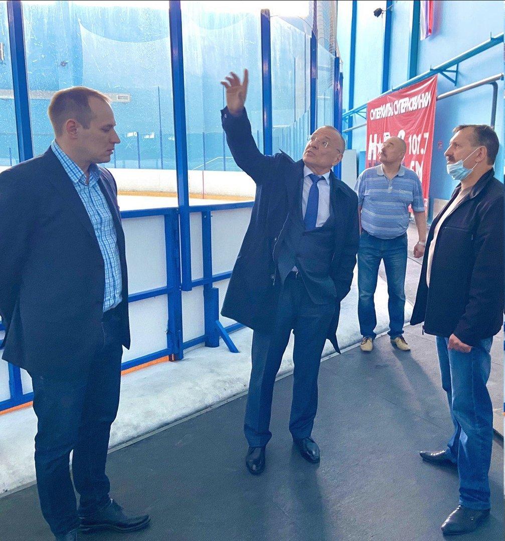 В Белгороде ледовые арены откроются ко Дню города, фото-3