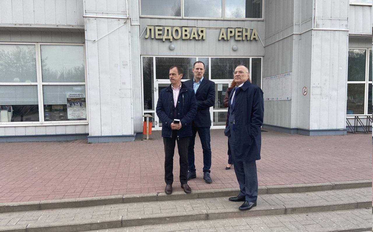 В Белгороде ледовые арены откроются ко Дню города, фото-2