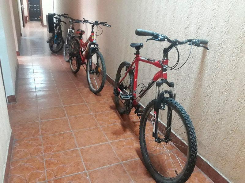 В Старом Осколе подростки украли из многоэтажек 5 велосипедов , фото-1