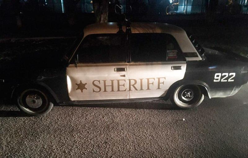 В Белгороде ГИБДД аннулировала регистрацию автомобиля «шерифа», фото-2
