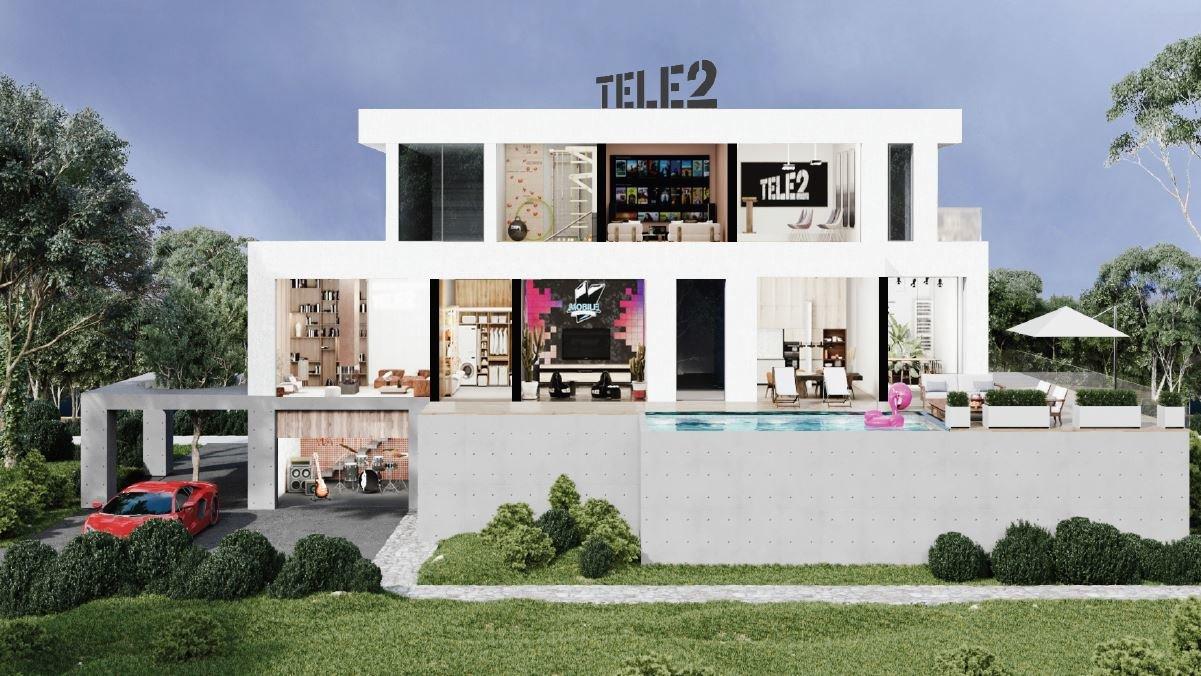 Под крышей дома Tele2: в сети открылась уникальная площадка для нескучной самоизоляции, фото-1