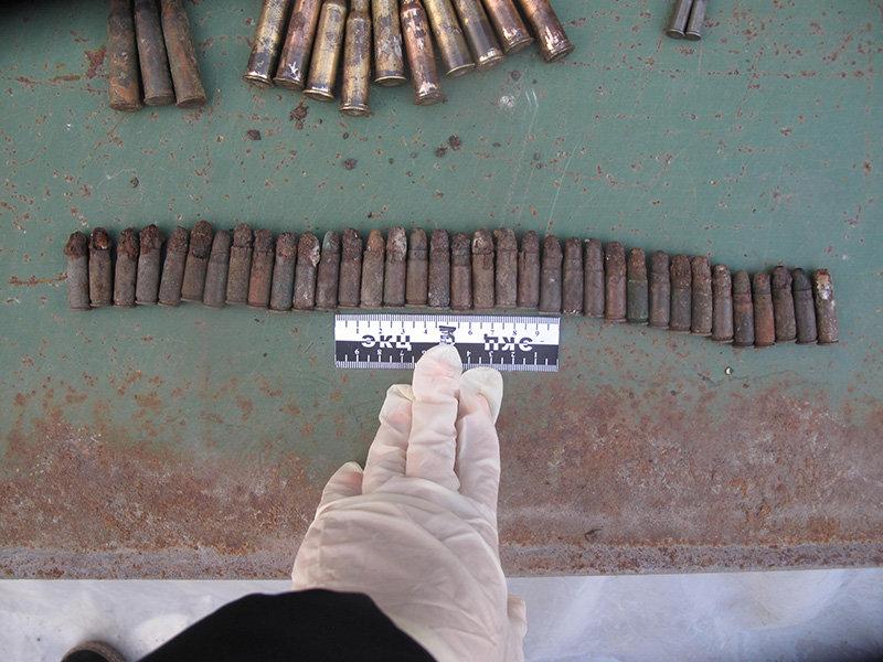 Белгородец дома хранил арсенал боеприпасов времён войны, фото-4