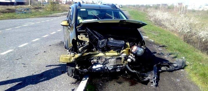 В Губкине перевернулась водитель «Ниссана», фото-2