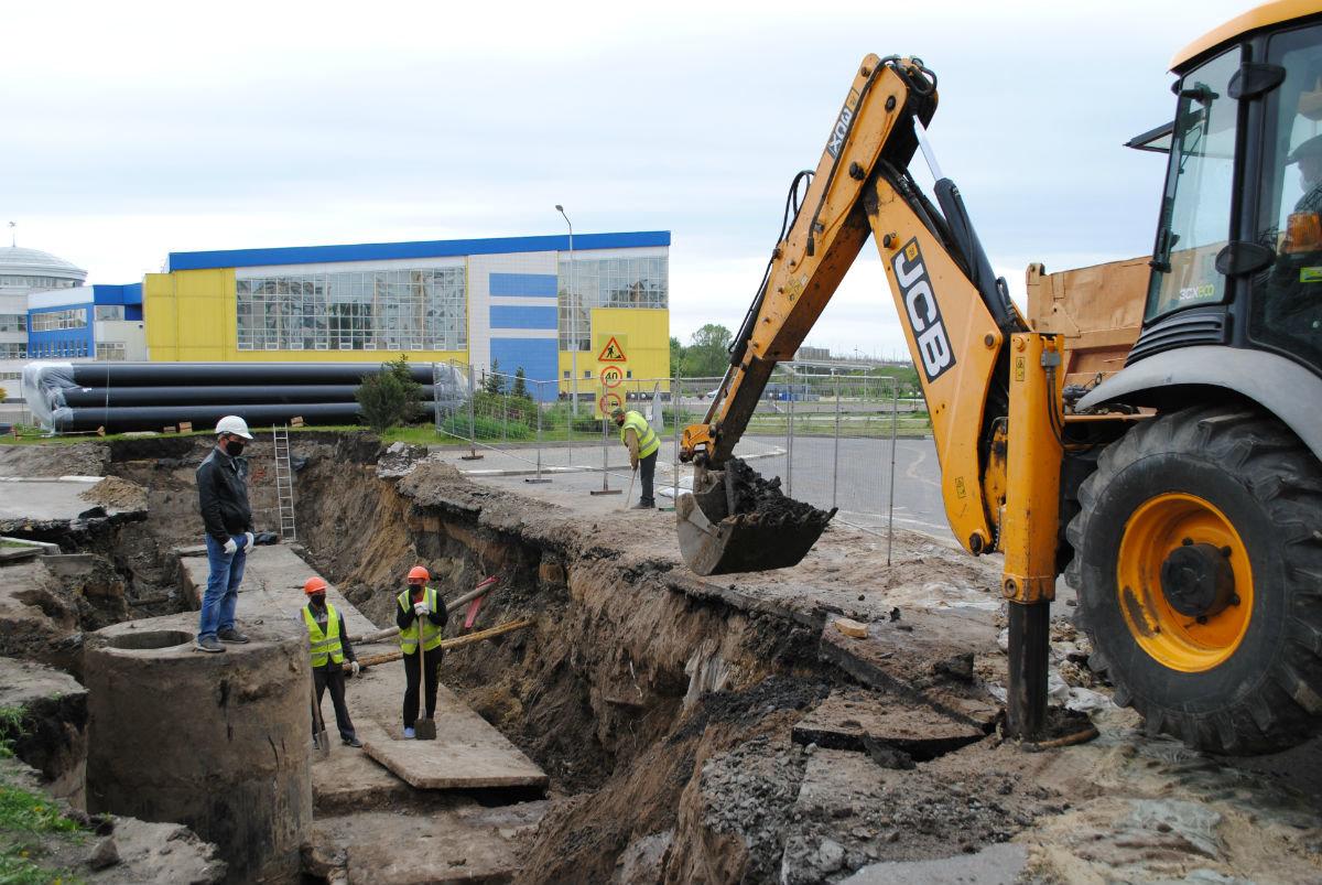 За три месяца в Белгородской области будет обновлено 15 километров теплосетей, фото-1