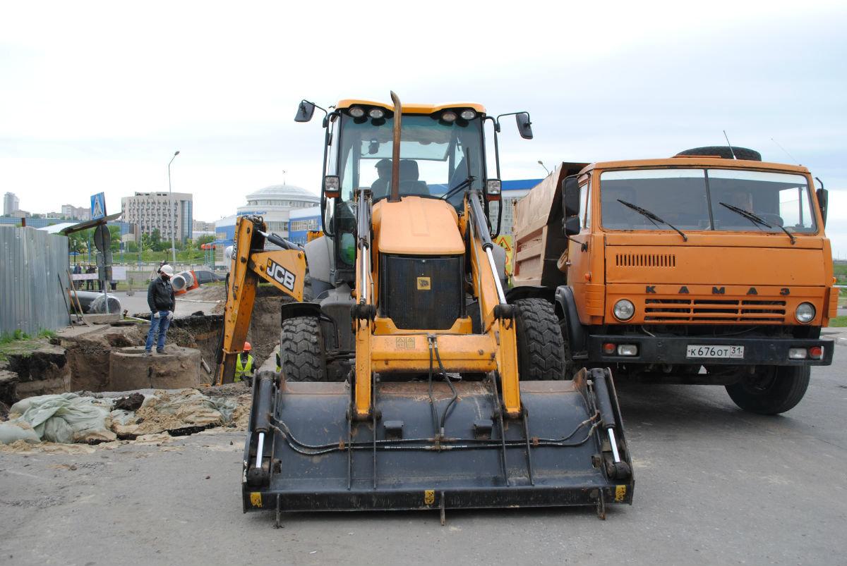 За три месяца в Белгородской области будет обновлено 15 километров теплосетей, фото-4