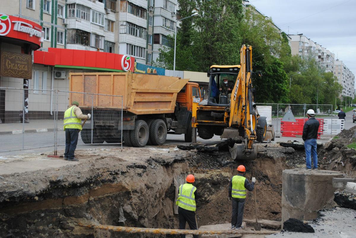 За три месяца в Белгородской области будет обновлено 15 километров теплосетей, фото-3