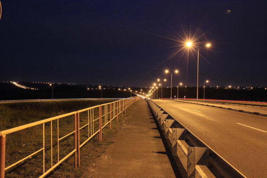 В этом году в Белгородской области осветят 11 автодорог, фото-3