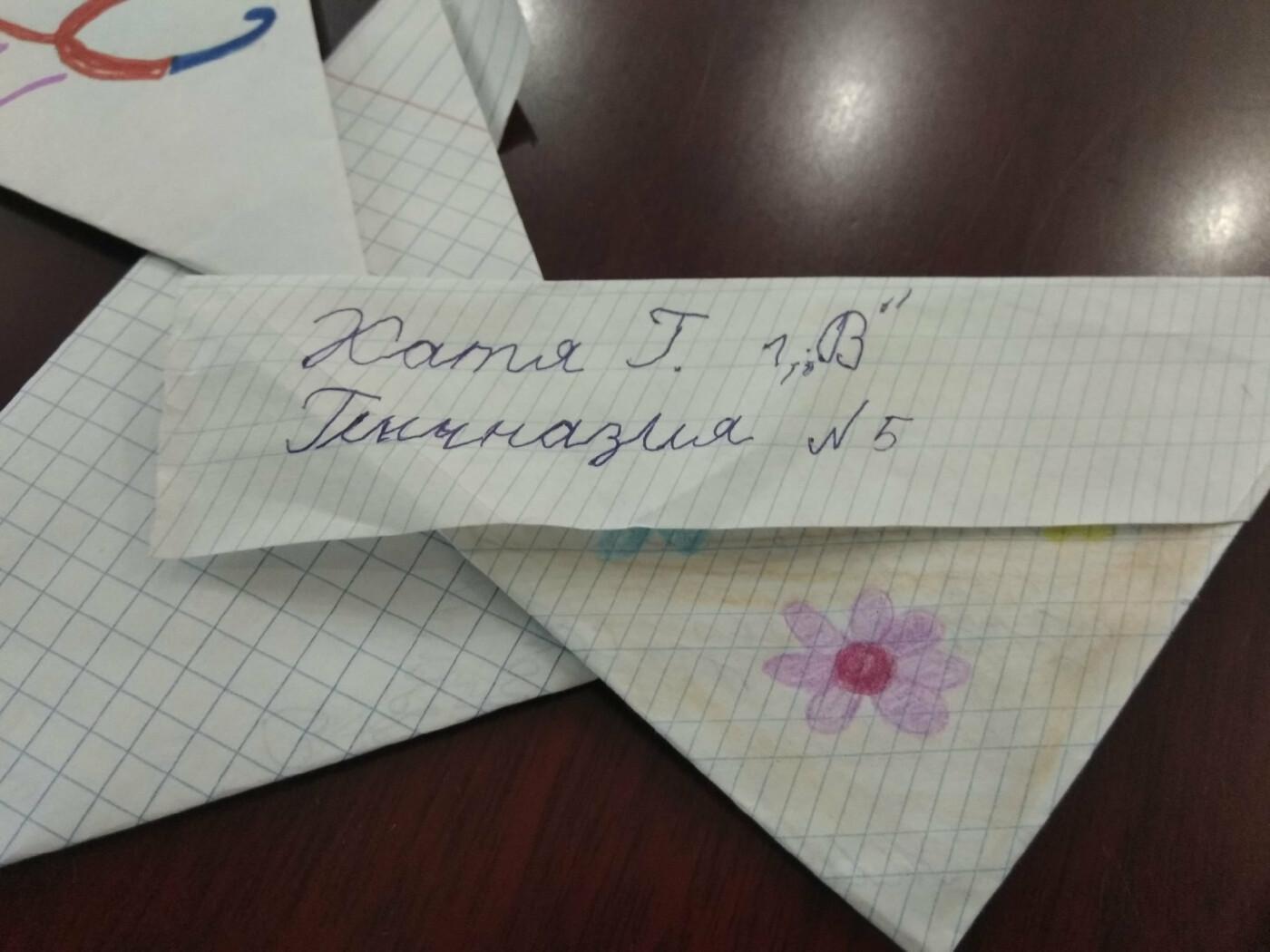 В Белгороде дети написали трогательные письма врачам , фото-13