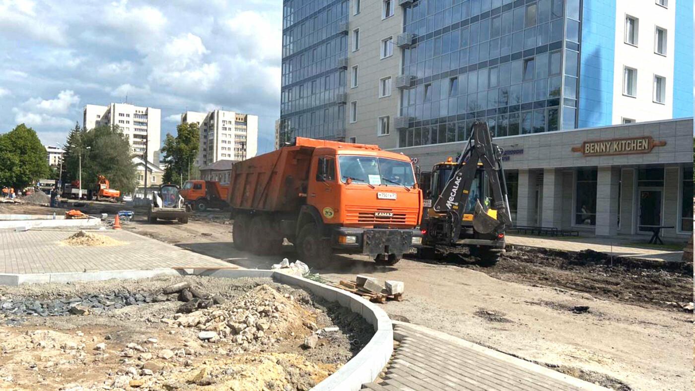 Улицу Островского в Белгороде откроют для проезда уже к началу лета, фото-1