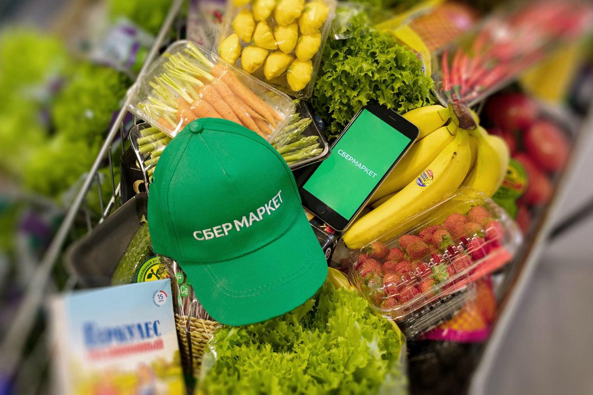 В Белгороде начал работу популярный сервис доставки продуктов СберМаркет, фото-1
