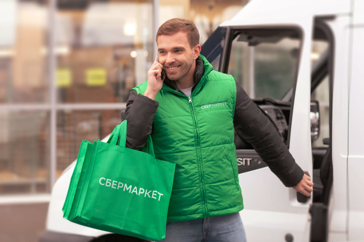 В Белгороде начал работу популярный сервис доставки продуктов СберМаркет, фото-2