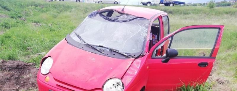 Белгородец спровоцировал ДТП, выехав на перекрёсток на красный свет, фото-1